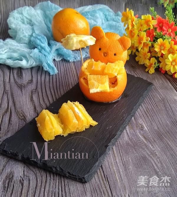 橙子拼盘怎么炒