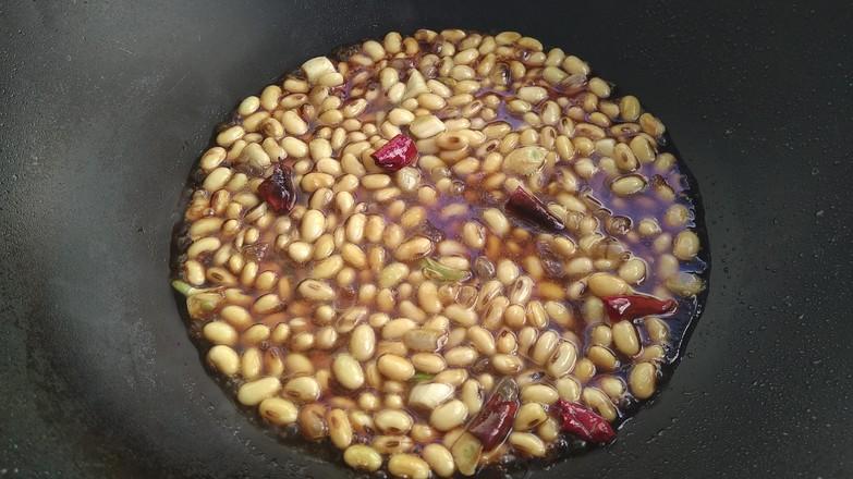 蚝油焖黄豆怎么吃