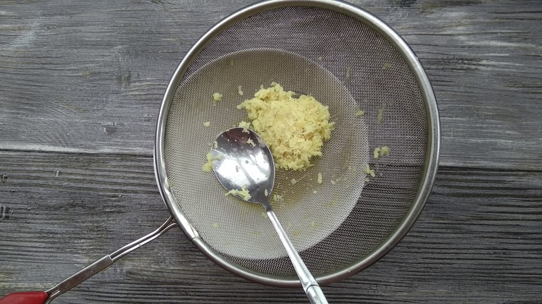 玫香姜撞奶的家常做法