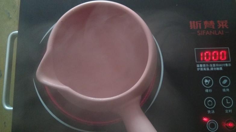 糖水草莓下午茶怎么吃