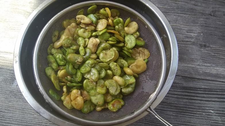 香酥蚕豆怎么做