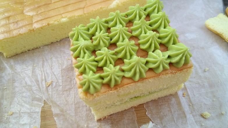 鳄梨夹心蛋糕的制作方法