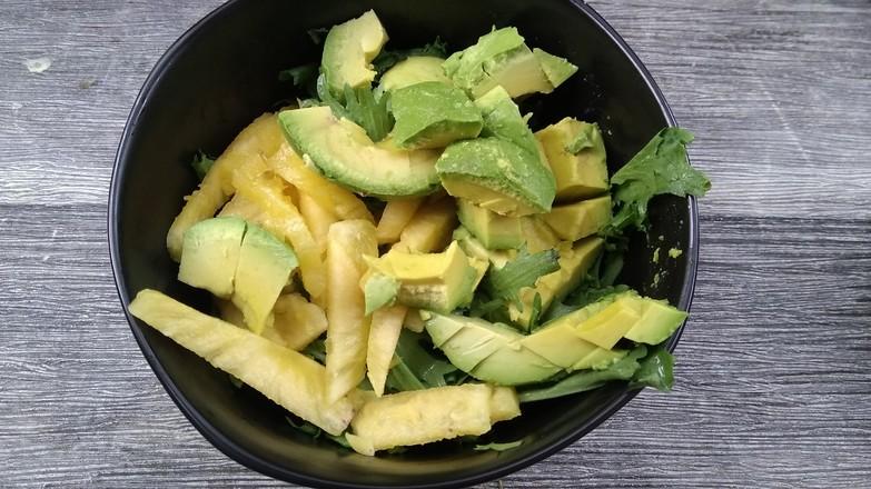 果蔬沙拉#早餐的家常做法