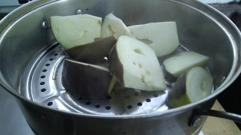 凉拌手撕茄子怎么做