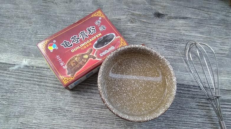 风味龟苓膏#下午茶的做法大全