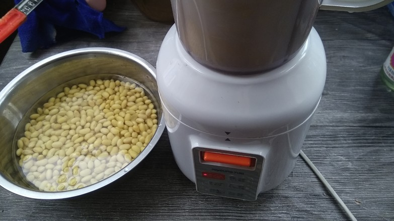 自制豆腐的做法图解