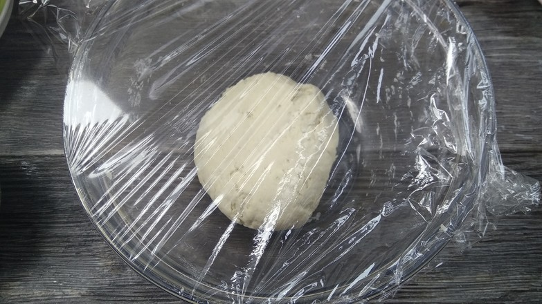 香葱苏打饼干的家常做法