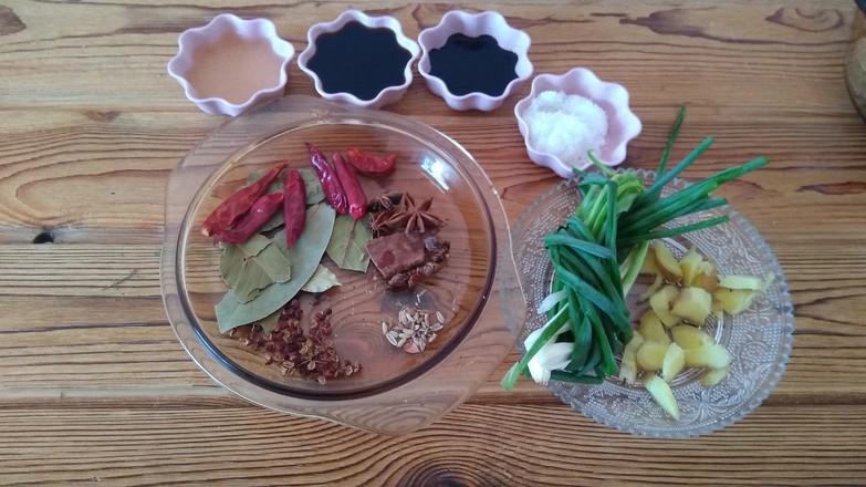 五香咖喱牛肉干怎么做