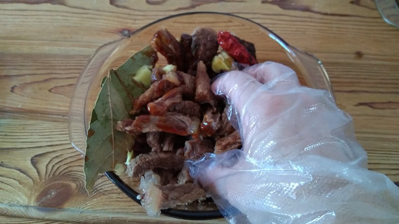 五香咖喱牛肉干怎么煮