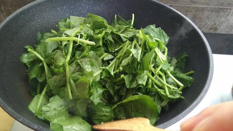 菠菜豆皮炒粉丝怎么吃