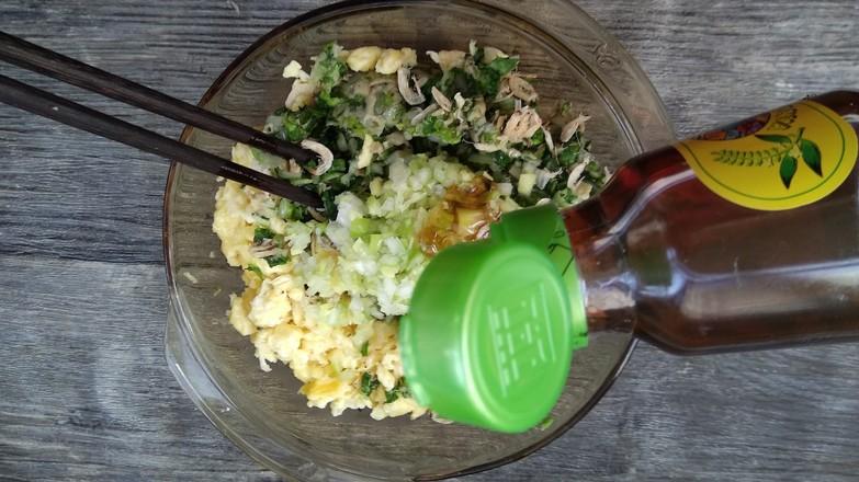 青菜蘑菇饺子怎么做