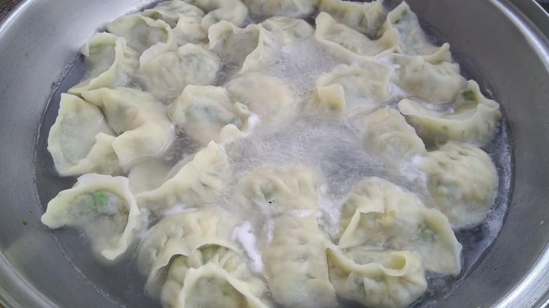 青菜蘑菇饺子怎样做