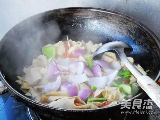 青椒茄汁小炒怎么煮