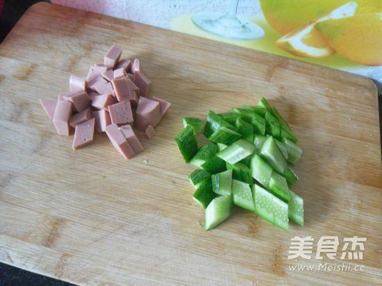炒馒头的简单做法