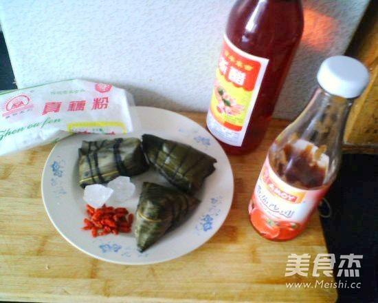 茄汁粽子的做法大全