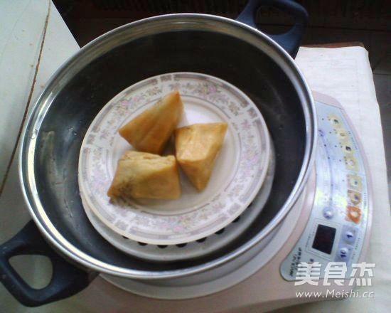 茄汁粽子的家常做法