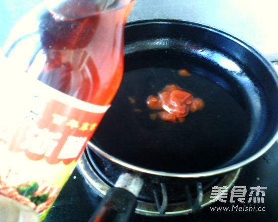茄汁粽子怎么做