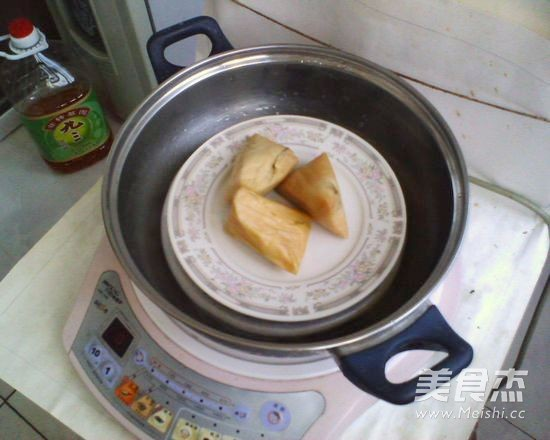 什锦浇汁粽子的家常做法