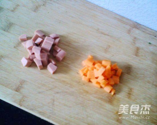 什锦浇汁粽子的简单做法