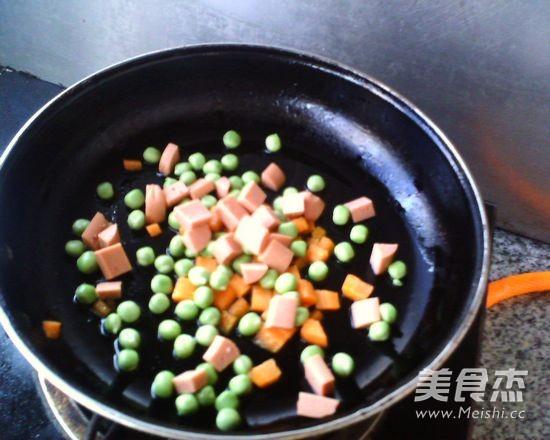 什锦浇汁粽子怎么炒