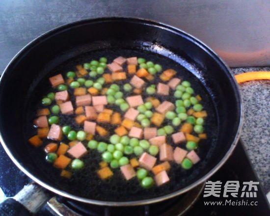 什锦浇汁粽子怎么煮