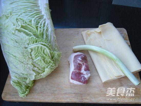 大白菜炖干豆腐的做法大全