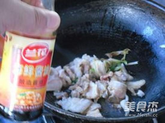 大白菜炖干豆腐怎么炒