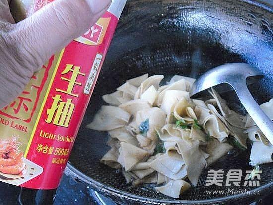 丝瓜干豆腐怎么做