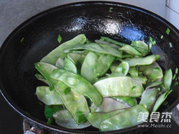 红烧肉烧扁豆的简单做法