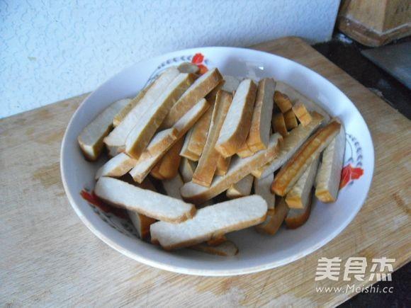 麻辣豆腐干的做法图解