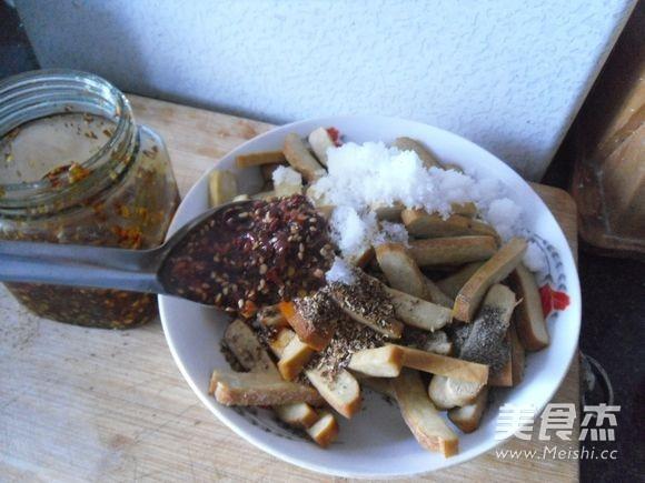 麻辣豆腐干怎么煮