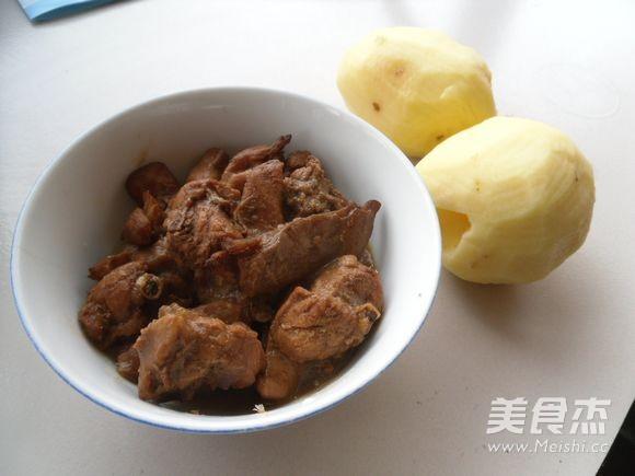 土豆烧兔肉的做法大全
