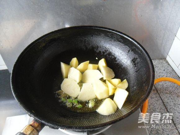 土豆烧兔肉的简单做法