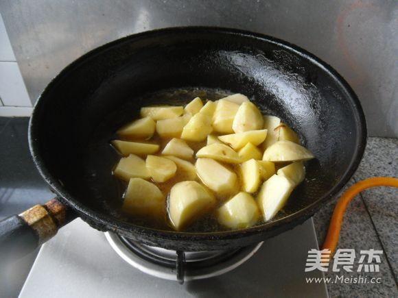 土豆烧兔肉怎么做