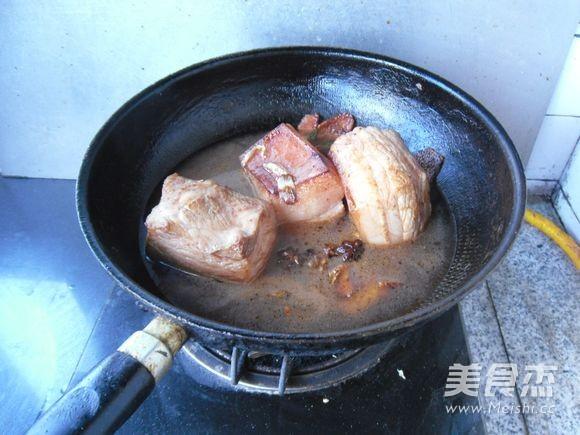 干豆角蒸五花肉的家常做法