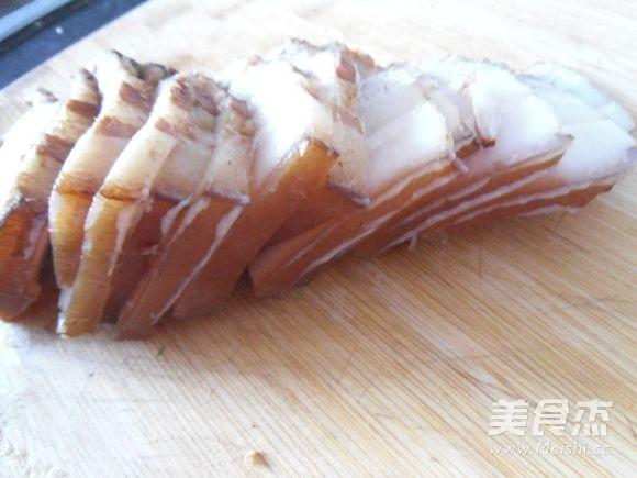 干豆角蒸五花肉怎么煮