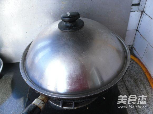 干豆角蒸五花肉怎样煮