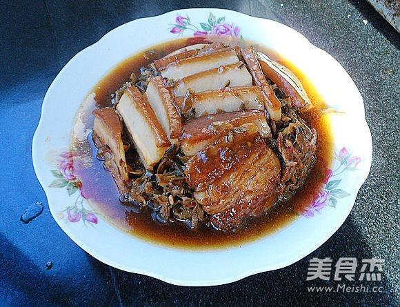 干豆角蒸五花肉的做法大全