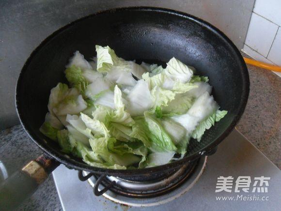 炒黑白菜的家常做法