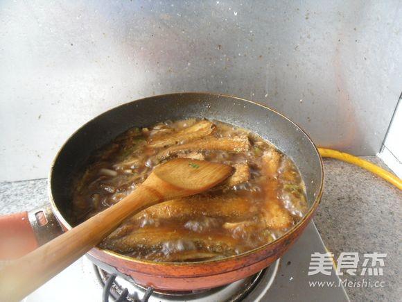 红烧带鱼怎样做
