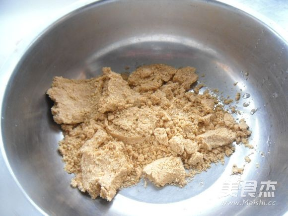花生酱香饼的家常做法