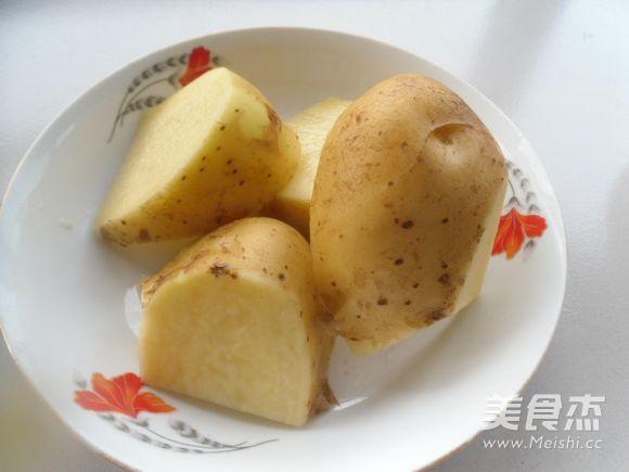 焗土豆泥的简单做法