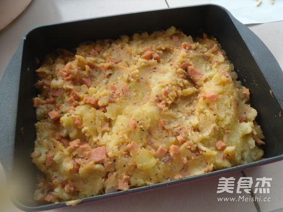 焗土豆泥怎样做