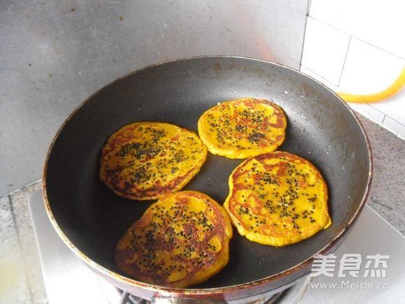 糯米粉南瓜饼怎么煮