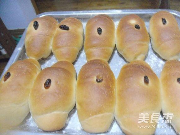 葡萄干面包怎样炖