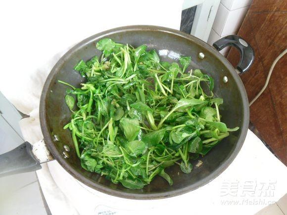 蒜香小油菜怎么煮