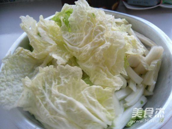 五花肉片烧白菜的做法大全