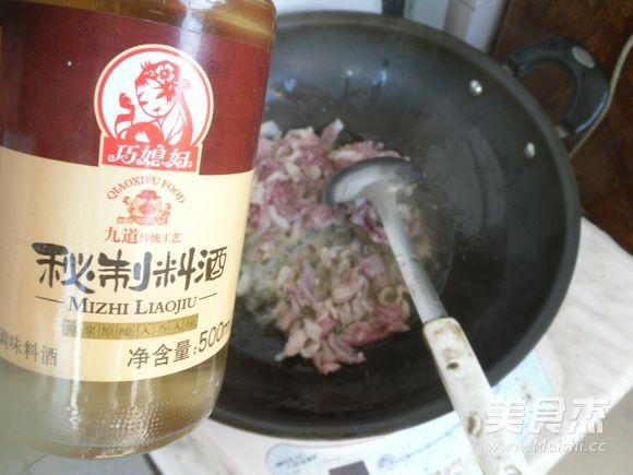 香辣肉丝怎么炒