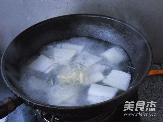 羊肉片冬瓜汤怎么做