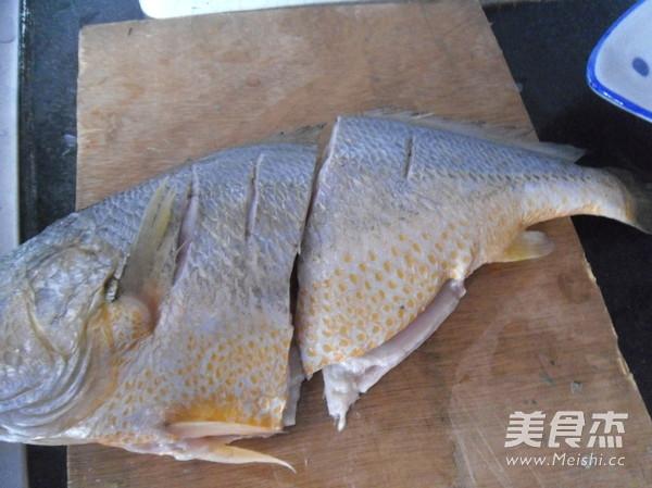 红烧大黄鱼的做法图解
